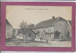 25.- DAMBELIN .- Le Milieu Du Village - Sonstige Gemeinden