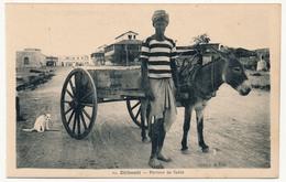 CPA - DJIBOUTI - Porteur De Sable - Djibouti