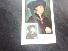 FRANCE (1969) PHILIPPE LE BON Par Van Der Weyden - Maximum Cards