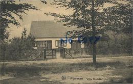 Rijmenam : Villa Wallida  ( 1932 Met Zegel ) - Belgique