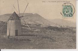 ALGERIE - ORAN - VUE GENERALE PRISE DE SAINT EUGENE - (MOULIN) - Oran