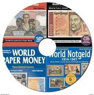 2018 ! Catalogs Of World Paper Money 1368 - Present On DVD - Libri & Software