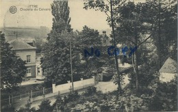 Ittre : Chapelle Du Calvaire  ( Ecrit 1925 Avec Timbre ) - Ittre