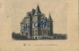 Ittre : Chateau De M.A. De Smet   ( Ecrit 1923 Avec Timbre ) - Ittre