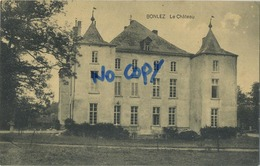 Bonlez : Le Chateau  ( Ecrit Avec Timbre ) - Belgique