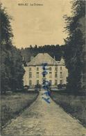 Bonlez : Le Chateau  ( Ecrit Avec Timbre ) - België