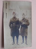 Soldaten ( ID : 12 Op & Muts ) 19?? ( Zie Foto Details ) ! - Guerre, Militaire