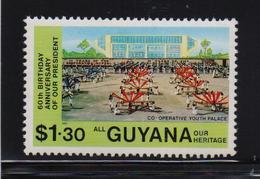 Guyana 1983, Happy Birthday Mr. President, Minr 905, MNH - Guyana (1966-...)