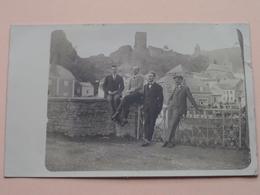 "Identificier ( Achtergrond "" Hotel Des ARDENNES "" ) > Brussel Félix 1927 > Anvers Van Remoortere ( Zie Foto's ) ! - Lieux"