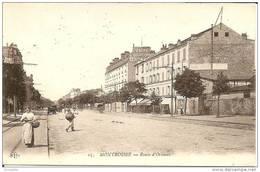 92 MONTROUGE   -  Route  D,Orleans - Montrouge