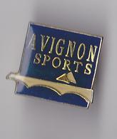 PIN'S  THEME SPORTING CLUB D'AVIGNON - Unclassified