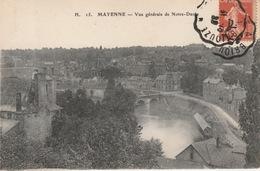 18 / 4 / 362   MAYENNE   ( 53 )  -VUE  GÉNÉRALE DE N. D. - Mayenne