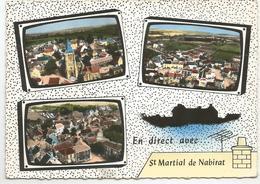 EN DIRECT DE ST MARTIAL DE NABIRAT - France