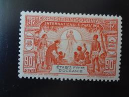 OCEANIE  N°82 ** - Unused Stamps