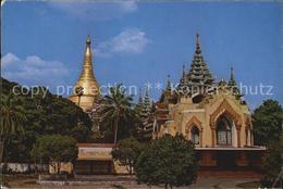 72448779 Rangoon West Gate View Of Shwedagon Myanmar - Myanmar (Burma)