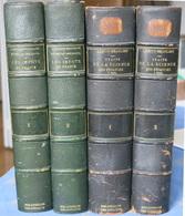 Histoire Des Impôts Et Des Finances Publiques - Lots De Plusieurs Livres