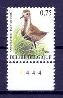 BELGIE * Buzin * Nr 3269  Pl4 * Postfris Xx * FLUOR  PAPIER - 1985-.. Oiseaux (Buzin)