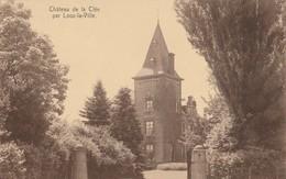 Chateau  De La Clée  Par Looz-la-Ville ,Kasteel ,( Borgloon ) - Borgloon