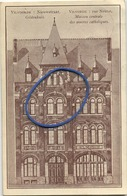 Vilvoorde :  Gildenhuis ( 2 Scans )  1911 Met Zegel - Vilvoorde