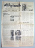 1979 Soviet USSR Newspaper TBILISI - Boeken, Tijdschriften, Stripverhalen