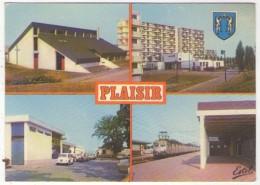 GF (78) 298, Plaisir, Estel F 25 806 R, Relais Paroissial, GareÂ…, état - Plaisir