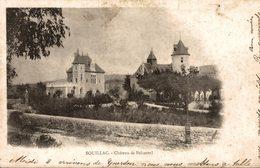 SOUILLAC CHATEAU DE BELCASTEL - Souillac