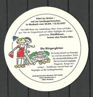 Bierdeckel Deutschland DISTELHÄUSER - Beer Mats