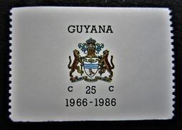 B2233 - Guyana - 1985 - Mich. 1393 D - MNH - Guyana (1966-...)