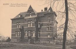 ALKEN ,Chateau Grand Peeteren , Kasteel Groot Peeteren ( Hasselt, Alken) - Alken
