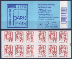 C - Ciappa Prioritaire - Paris Philex - Sans Date N° 097 (2018) Neuf** - Carnets