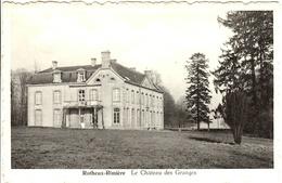Rotheux-Rimière (Neupré). Le Château Des Granges. - Neupré