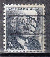 USA Precancel Vorausentwertung Preo, Locals Pennsylvania, Grantham 841 - Vereinigte Staaten