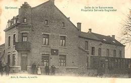 Sprimont. Salle De La Renommée -  Propriété Sevais-Reginster - Sprimont