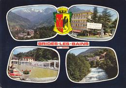 73 BRIDES LES BAINS / MULTIVUES / BLASON - Brides Les Bains