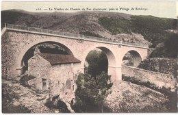 FR66 SERDINYA - Brun 263 - Colorisée - Le Viaduc De Chemin De Fer électrique Et Le Moulin - Belle - Autres Communes