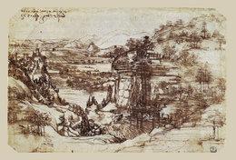 [T30-044 ] Leonardo Da Vinci Italian Painter , China Pre-stamped Card, Postal Stationery - Art