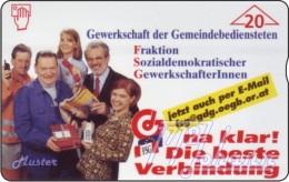 TWK Österreich Privat: 'GdG-FSG 2 - HG 1' Gebr. - Austria