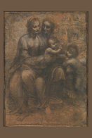 [T30-052 ] Leonardo Da Vinci Italian Painter , China Pre-stamped Card, Postal Stationery - Arte