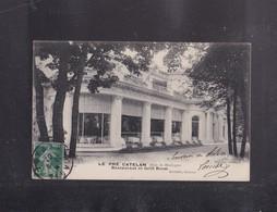 75, PARIS ,  Bois De Boulogne Le Pré Catelan - Cafés, Hôtels, Restaurants