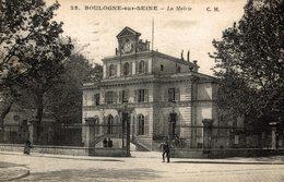 BOULOGNE SUR SEINE LA MAIRIE - Boulogne Billancourt