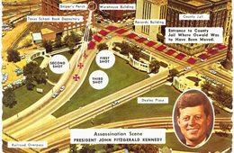 Amérique - Etats-Unis - Dallas - Kennedy Assassination - Dallas