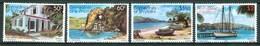 1981 St.Vincent Grenadines Paesaggi Landscapes Paysages MNH** Ye123 - St.Vincent & Grenadines