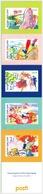 Finland 2016 Stamp Booklet - On Vacation - Finlande