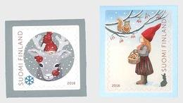 Finland 2016 Set - Christmas 2016 - Finlande