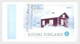 Finland 2016 Set - Red Cottage - Finlande