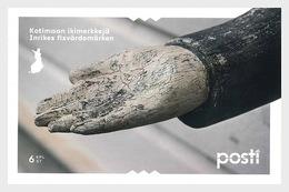 Finland 2016 Stamp Booklet - Wooden Pauper Tradition - Finlande