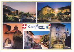 73 CONFLANS / MULTIVUES / CITE MEDIEVALE - France