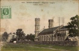 Cp Lagos Nigeria, Catholic Church, Blick Auf Die Katholische Kirche - South Africa