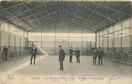 CACHAN - école Spéciale De Travaux Public,Skating Et Tennis Couvert. - France