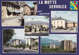 73   LA MOTTE SERVOLEX / MULTIVUES / BLASON - La Motte Servolex